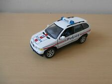 BMW X5 POLICE NATIONALE PAF HONGWELL