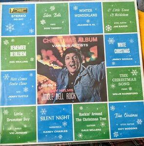 Power Pak Nashville Tennessee Christmas Classics PO-507 Stereo Christmas album