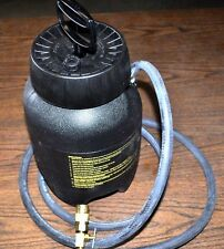 Brake Bleeder Tank Hand Pump  Pressurize Tank 4-qt Made in USA Old KD 2901