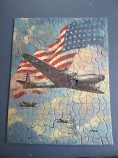 """TUCO Deluxe Picture Puzzle 16 X 20"""" Keep 'Em Flying"""