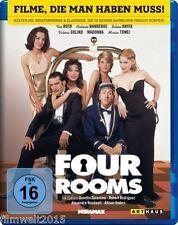 Four Rooms [Blu-ray/NEU/OVP] Quentin Tarantino, Robert Rodriguez, /Tim Roth, Va