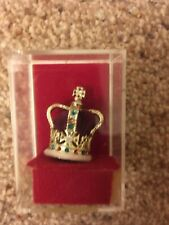 St Edward Crown Miniature Crown Jewel Collection 1984