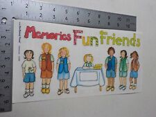 BO BUNNY GIRL SCOUTS MEMORIES FUN FRIENDS STICKERS SCRAPBOOKING NEW A2875