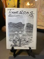 Timesong By Bill Branon Inscribed Signed 1st Edition