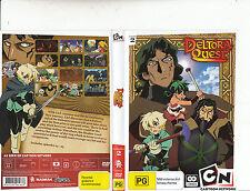 Deltora Quest-2006-Cartoon Network[-2 Disc 286 min Episo 14-25-Animated DQ-DVD