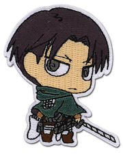 *NEW* Attack on Titan: Chibi Levi Patch GE Entertainment