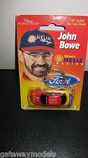 1/87 HO CLASSIC JOHN BOWE DJR SHELL HELIX #18 FORD FALCON  V8 SUPERCAR KEY RING