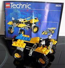 LEGO TECHNIC SET NUMBER 8826