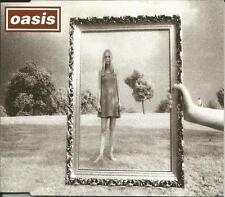 OASIS Wonderwall w/ 2 UNRELEASED TRX Europe CD single USA seller SEALED 1995