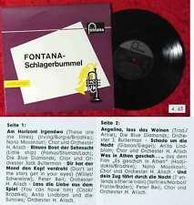 25cm LP Fontana Schlagerbummel (Fontana J 73 813) D 1963 Nana Mouskouri u.a.-