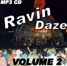 RAVE  ACID HOUSE  MP3 CD  OLD SKOOL  RAVIN DAZE 2