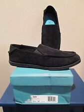BLOWFISH GLIDER BLACK SUPERFLY CORD SLIP ON LOAFER WOMENS SHOES SZ 6.5 M  NEW