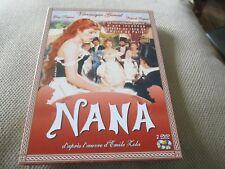 "COFFRET 2 DVD ""NANA"" Veronique GENEST, Patrick PREJEAN"