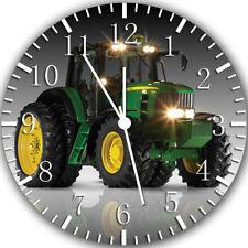 Ferme Frameless sans Bords Horloge Murale Nice pour Cadeaux ou Décor Y80
