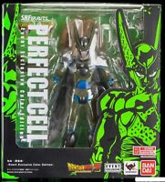Dragon Ball Z Perfect Cell Event Exclusive Color S.H. Figuarts Bandai Tamashii