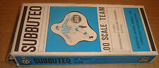 SUBBUTEO - ARGENTINA .00 SCALE TEAM - SPECIAL COLOURED BOX C100S HYBRID - OTTIMO