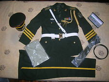 Obsolete 07's China PLA Army Honour Guard Senior Colonel Officer Uniform,Set