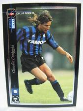 PANINI WORLD CUP STORY #225-ITALIA 90-ARGENTINA-CLAUDIO PAUL CANIGGIA