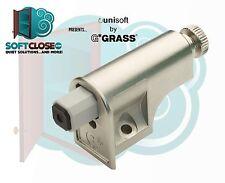 (10) GRASS UNISOFT UNIVERSAL SOFT-CLOSE ADAPTER FOR DOORS 18971 CABINET DAMPER