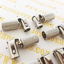 Vintage Style Spark Plug Wire 90 Deg Rajah Connectors- 7mm- Set of 8