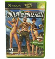 Xbox Outlaw Volleyball Diffuser Music Sampler & Manual Included