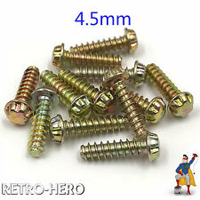 6x Nintendo Schrauben Security Bit Screws 4.5 - SNES N64 Game Boy 4.5mm Sega Neu