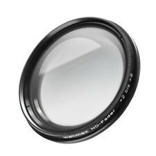Walimex ND-Fader neutral density ajustable filtro gris 77mm +2 hasta +8 embellecedores
