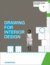 Drawing for Interior Design (Portfolio Skills: Interior Design), , Plunkett, Dre