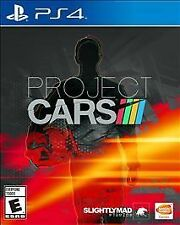 Project Cars (Sony PlayStation 4, 2015) - Pre-Owned