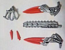 Lego Hero Factory - Weapon 3 - 87806 - Set of 2 - Plus Extra Parts