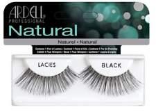 Ardell Black  Invisibands  -  Lacies -  Fake Strip Eyelashes -  10 Bundle