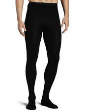 Capezio Men's Knit Footed Tights With Back Seams - MT11