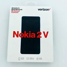 Nokia 2 V - 8GB - Blue,Silver (Verizon) (Single Sim)