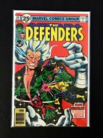 THE DEFENDERS #38 MARVEL COMICS 1976 FN/VF NEWSSTAND EDITION