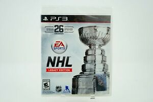 NHL Legacy Edition: Playstation 3