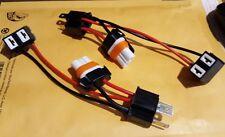 Headlight Wiring Adapters for Upgrading Headlights on 2000-2002 MR2 Spyder