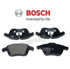 For Jaguar XF XJ 5.0L Front /& Rear Disc Brake Pads Set w//Sensors Bosch Quietcast