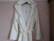 RRP£38 LADIES WOMENS NEXT PREMIUM ROBE / DRESSING GOWN CREAM MEDIUM NEW WITH TAG