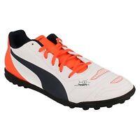 MENS PUMA ASTROTURF FOOTBALL RUNNING SPORTS TRAINERS SHOES EVOPOWER 4.2 TT