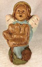 ANGEL IN THE OUTFIELD-R 1999~Tom Clark Gnome~Cairn Item #5391~Ed #20~COA~Story