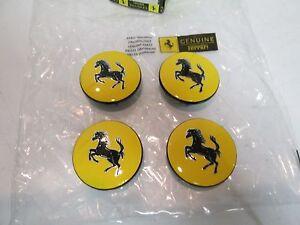 Ferrari Original OEM Wheel Caps  (set) # 340066