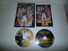 JEU PLAYSTATION 2 (PS2 JAP): ONLY YOU - Complet TBE