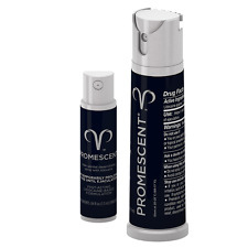 PROMESCENT DELAY SPRAY STANDARD SIZE + TRIAL SIZE (LOT OF TWO BOTTLES)