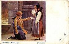 Metlicovitz - Giacomo Puccini - Opera, Serie Germania - M113