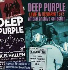 Deep Purple - Live In Denmark 1972 [2 CD] EDEL RECORDS