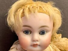 "Antique Jumeau? Kestner? 7"" Bisque Doll #143, 4/9, Made in Germany, Gorgeous!"