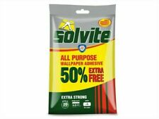 Solvite All Purpose 3 Roll Wallpaper Paste Sachet