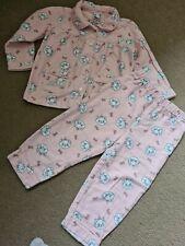 Baby Girls Disney Marie Pink Pyjamas Set 12-18 Months Primark