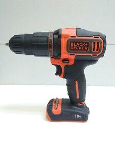 Black + Decker BCD700S 18V 2-Speed Cordless Combi Drill