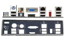 ATX Blende I/O shield Asus Crosshair II Formula #64 Crosshair 2 io NEU OVP